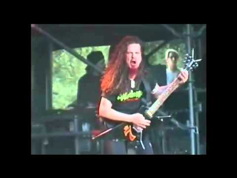 Pantera Cemetery Gates  Foundations Forum 1990 RARE