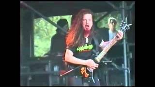Pantera -Cemetery Gates Live Foundations Forum (1990) -RARE