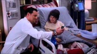 Grey's Anatomy 9x18 Alex Jo & Jason Pranks