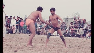 मोहम्मद अली VS सुशील पहलवान कुश्ती दंगल प्रतियोगिता चुहड़पुर कलां यमुनानगर हरियाणा 2019