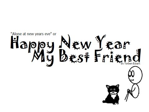 Happy New Year My Best Friend - Animation Clip - YouTube