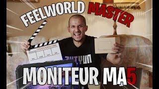 CE MONITEUR VIDEO EST FAIT POUR TOI !!!! FEELWORLD MASTER MA5 (english subtitles)