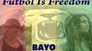 World Cup Song 2014 Football Is Freedom Rap Reggae Song for Brasil