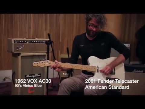 Vintage Marshall vs Vox vs Fender Comparison