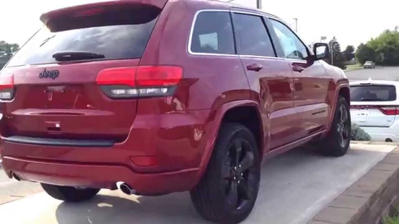 Jeep Cherokee Altitude >> Review Jeep Grand Cherokee Altitude Edition - YouTube