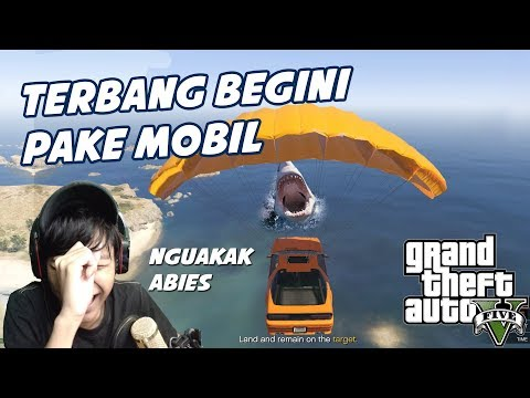 [GAMPLAK] GTA SUPER NGAKAK + KETEMU CHEATER GENDENG ft  Shar