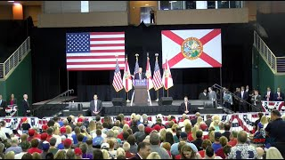 full event donald trump holds rally in kissimmee fl 8 11 16