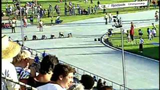 CIF California State Meet 1990 Girls 100