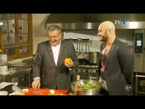 Politică şi delicateţuri cu Mihai Bendeac (@TVR1)