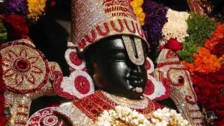 Venkateswara swamy song Aksharala poolatho abhishekam chayani  Naa thandri srinivasaaaa