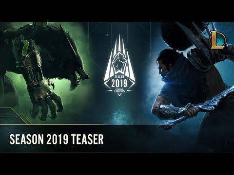 New Champion Teaser 2020 League's Season 9 teaser trailer introduces a new mage support