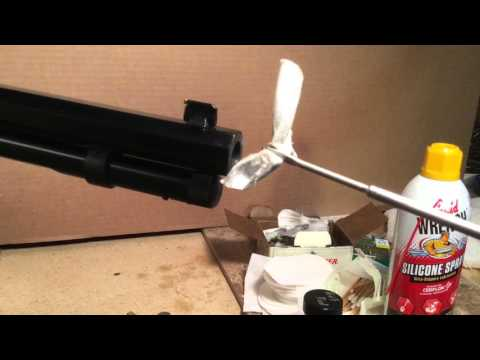 Different Thoughts On Cleaning Of Lever Action Rifles