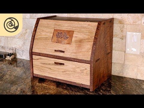A Fancy Breadbox
