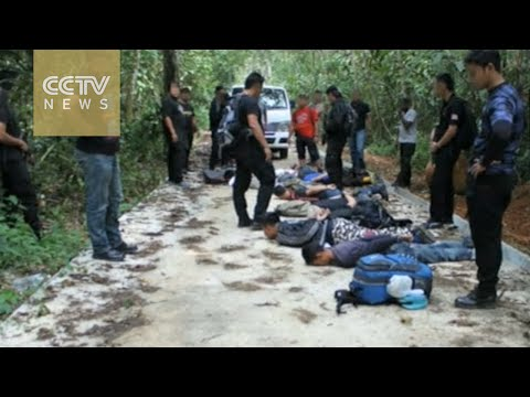 Malaysia attack: Police say assailant linked to terrorists in Syria