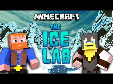 Minecraft ★ THE ICE LAB - Dumb & Dumber