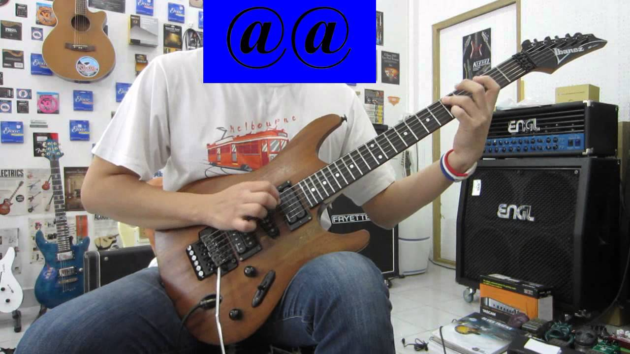 Famous Ibanez Gio Wiring Thin How To Install Bulldog Remote Start Shaped How To Wire Remote Start 3 Wire Humbucker Youthful Solar Inverter Diagram ColouredSolar Panel Wiring Guide อ.โอ๋ ลองกีตาร์ Ibanez S470 Guitar With Dimarzio Humbuckers Pickup ..