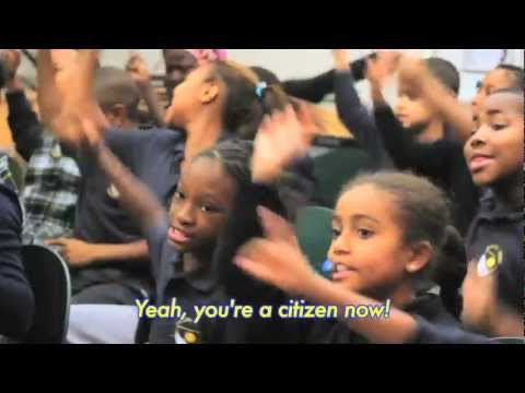 Democracy Prep Citizen-Scholars: Vote For Somebody!