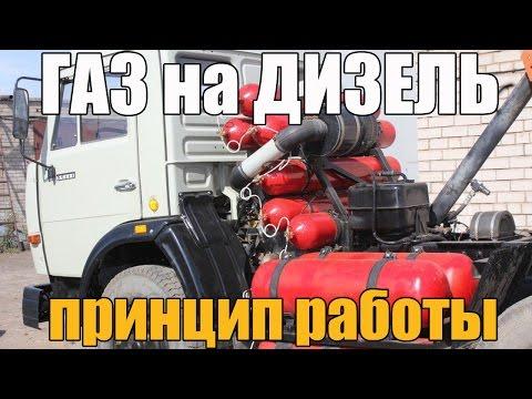 ГАЗ на дизель (дизельный двигатель). Принцип работы, плюсы и минусы. Просто о сложном