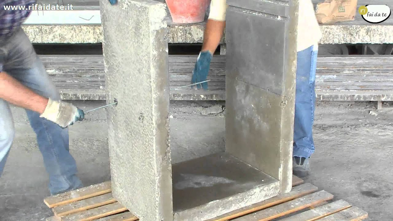 Costruire un barbecue professionale in muratura parte 2
