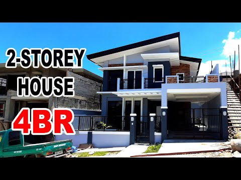 ACTUAL 4BR 2-STOREY House in Ilumina Estates Subdivision Phase 2, Buhangin, Davao City