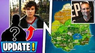"*NEW* Fortnite | Employee Says ""New Map"", Eleven Skin, Community Unvault Vote!"