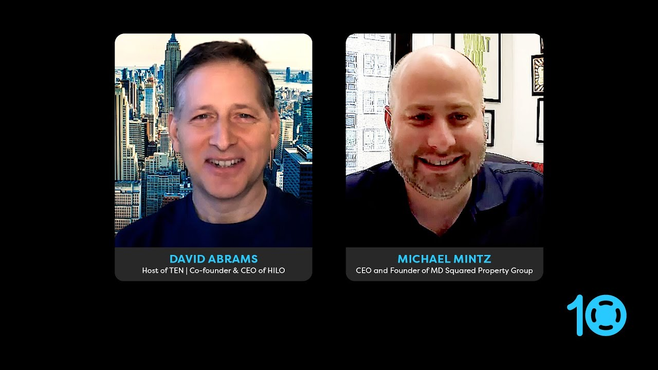 Building Tenant Relationships to Improve Engagement | Michael Mintz, Founder and CEO of MD Squared