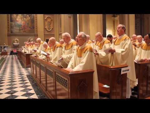 Archdiocese of Philadelphia Chrism Mass 2014    CatholicPhilly.com