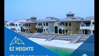 Villa for Sale in Palm Jumeirah – Dream Big & Live Big