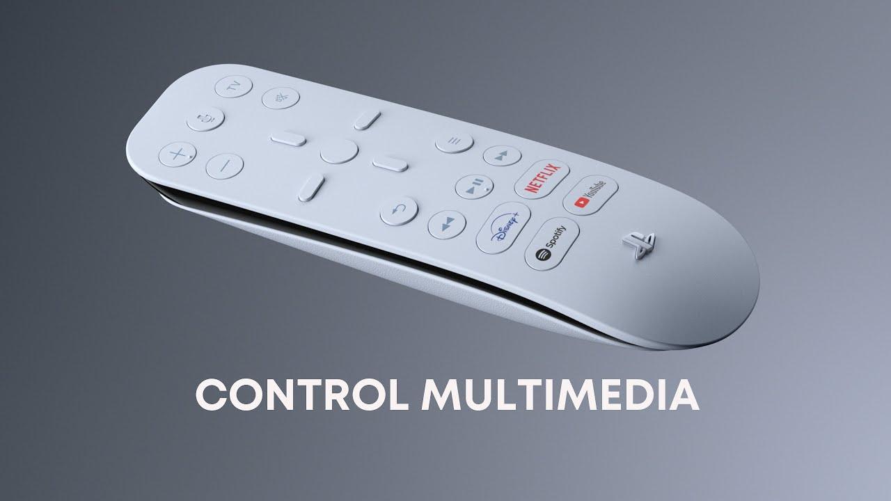 PlayStation 5 | Control Multimedia