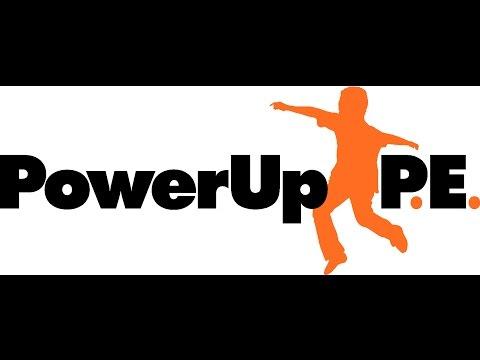 PowerUp P.E. Series - Productive Motor Skills for Grades 4-5