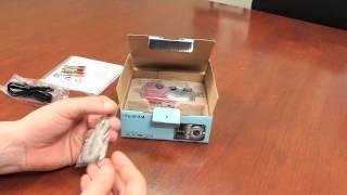 L'Expert Fuji -- AX600 Fujifilm -- Déballage et utilisation - Vidéo 2 de 3