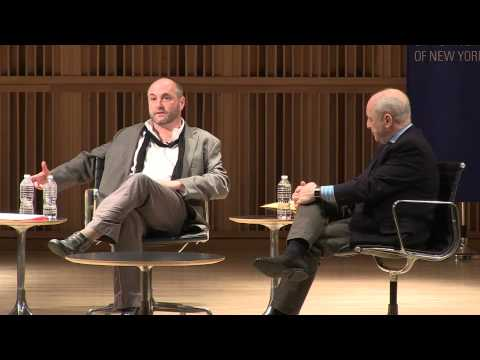Art and Craft: Teaching Writing, with André Aciman, Colum McCann & William P. Kelly