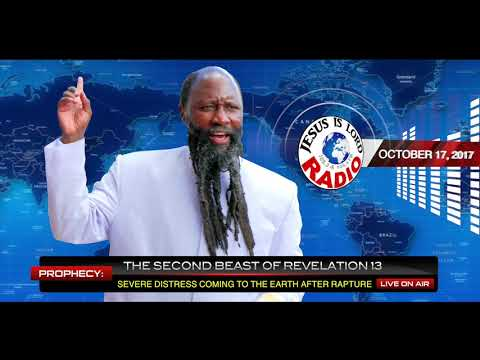 VISION OF THE SECOND BEAST OF REVELATION 13: DISTRESS COMING AFTER THE RAPTURE - PROPHET DR. OWUOR