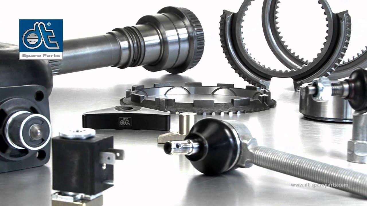 DT Spare Parts - Bus Gearbox Parts