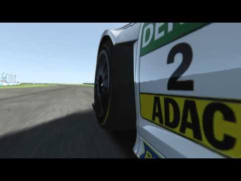 "AC • Audi R8 LMS Ultra ""C.Abt"" @ Donington GP • flying Start   E4L4"