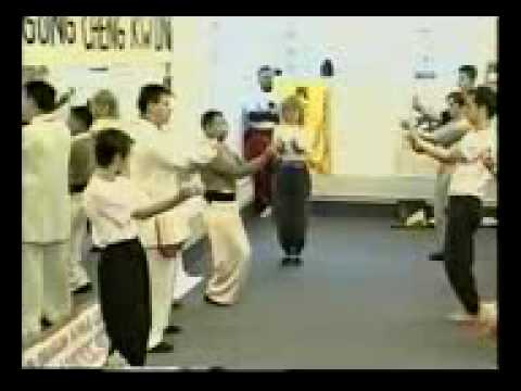 鄭光師傅 Master cheng kwong (11) 至善永春拳 Chi Sin Ving Tsun