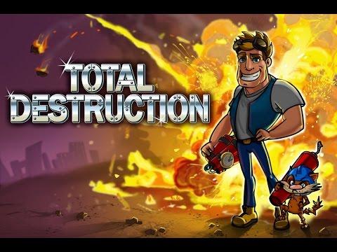 Total Destruction - официальный трейлер