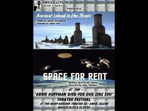 Ancient Islands in the Brain / SPACE FOR RENT - REVOLUTION Theatre Company