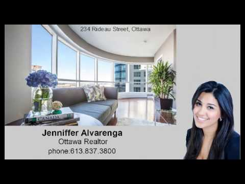 Downtown Ottawa Luxury 3 Bedroom Apartments For Sale