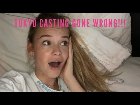 Tokyo model Casting Gone Wrong