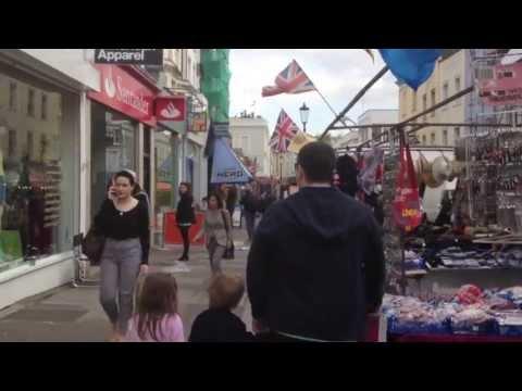 Emma's Travel Vlog. Notting Hill, London