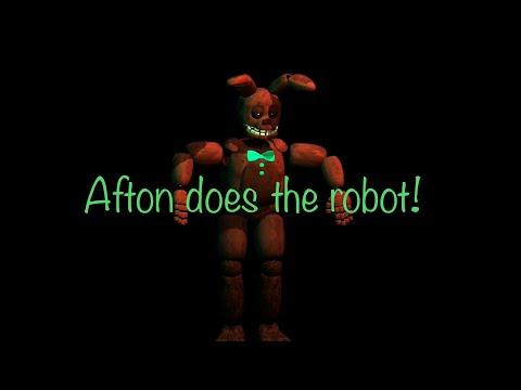 Afton509 Does The Robot! (FNaF/I3P/SHORT)