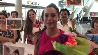 Like.com.cy - Η Μελίνα Μεταξά στην Κύπρο: Αποκλειστικές δηλώσεις