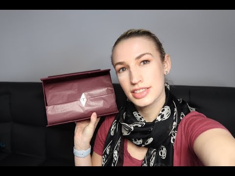 Charlotte Tilbury Mystery Box Unboxing 2019  - Worth Over £300!