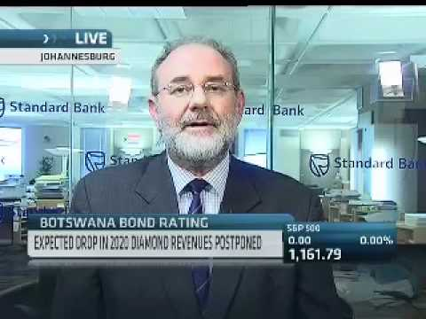 Moody's Botswana Rating with Jan Duvenage