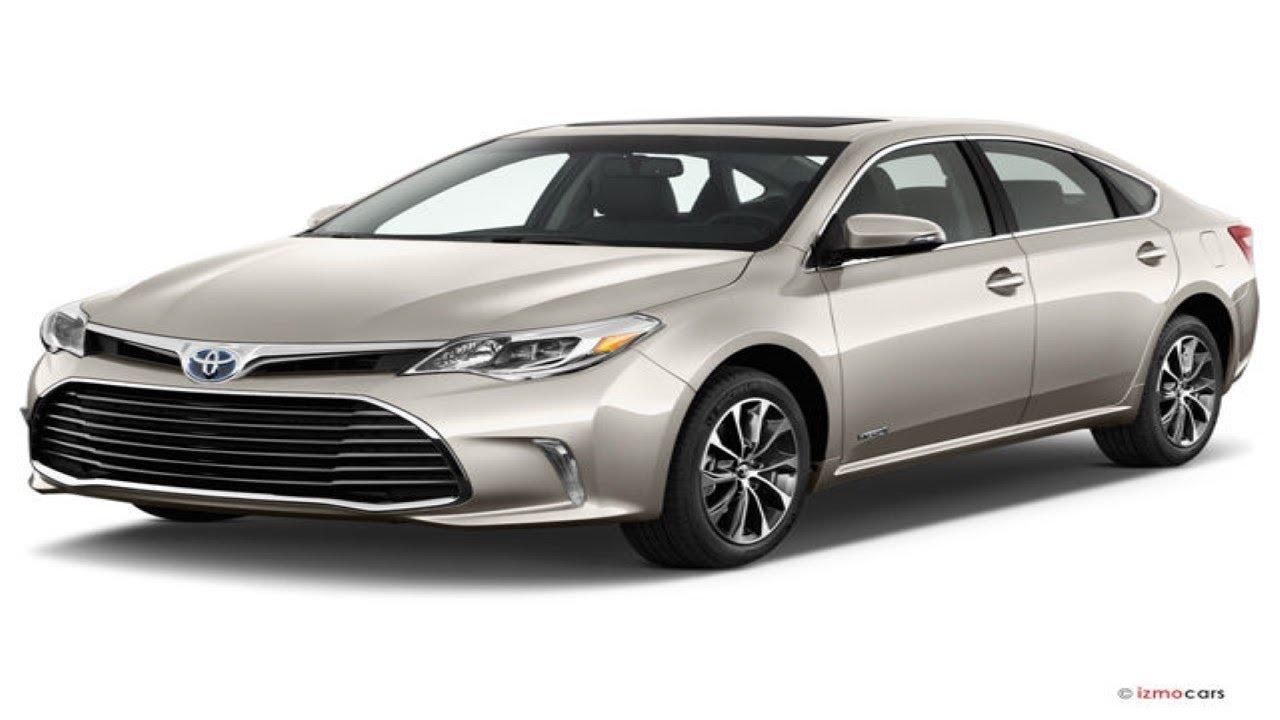 2018 Toyota Avalon Hybrid best car interior exterior color ...