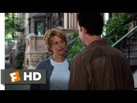 You've Got Mail (4/5) Movie CLIP - What If (1998) HD