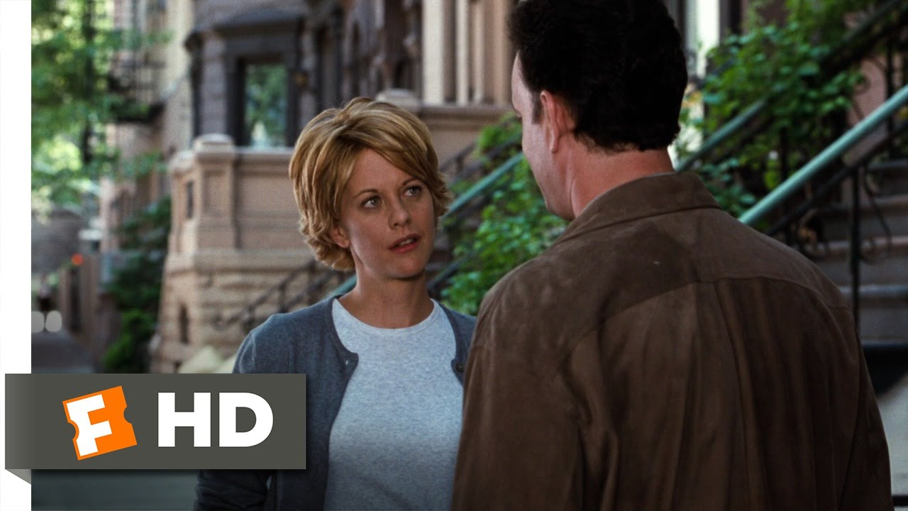 Youve Got Mail 45 Movie Clip What If 1998 Hd Youtube