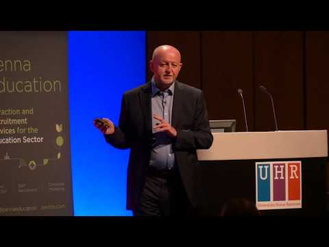 UHR Conference 2017: Prof Gareth Jones, Why Should Anyone be Led by You?