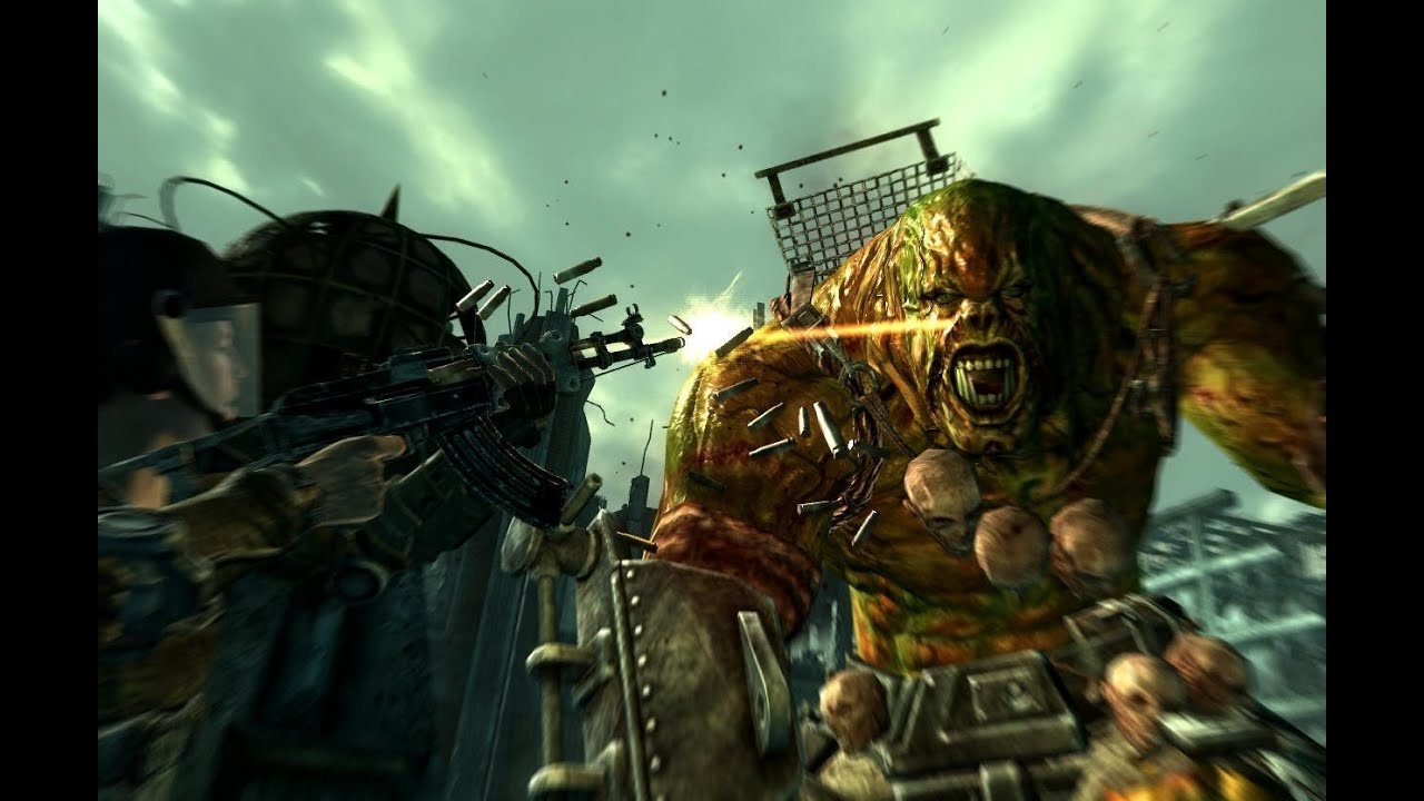 Image result for Fallout 3 Behemoth